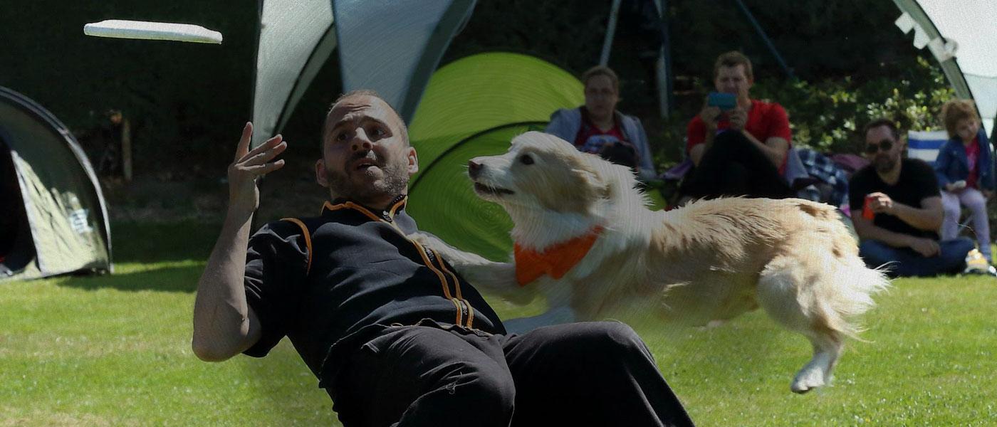 Seminarios y grupos organizados para centros caninos y asociaciones