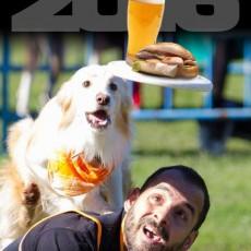 Jornadas de Disc Dog y Tapas